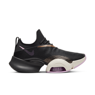 Nike Wmns Air Zoom SuperRep 'Black Metallic Copper' Black BQ7043-086