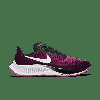 Nike Air Zoom Pegasus 37 Zwart BQ9647-008