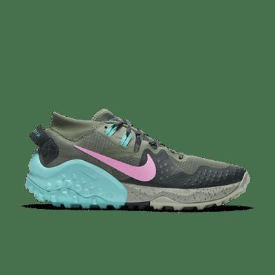 Nike Wildhorse 6 Groen BV7099-300