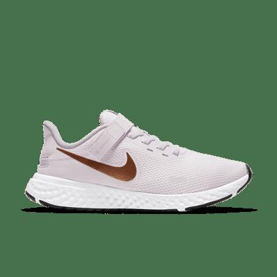 Nike Revolution 5 FlyEase Paars BQ3212-501