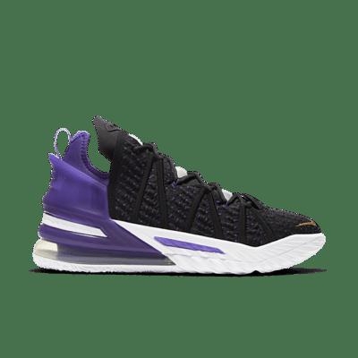 Nike LeBron 18 Black CQ9283-004