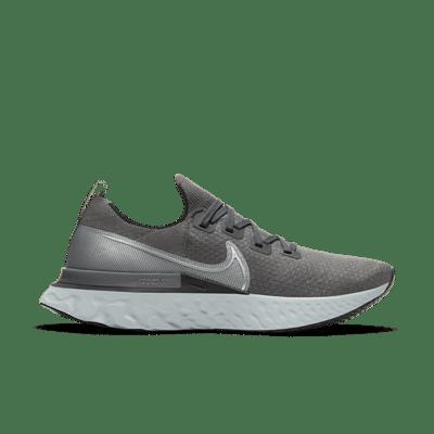 Nike React Infinity Run Flyknit Grijs CD4371-015