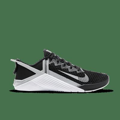 Nike Metcon 6 FlyEase 'Black White' Black DB3790-010