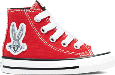 Converse Chuck Taylor All Star Bugs Bunny 80th Varsity Patch White 769230C