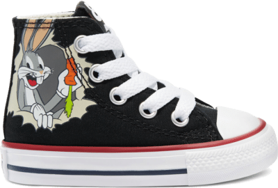 Converse Chuck Taylor All Star Bugs Bunny 80th Prankster Black 769231C