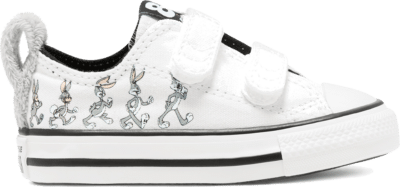 Converse Chuck Taylor All Star Bugs Bunny 80th Evolution Grey 769232C