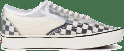 Vans UA ComfyCush Slip-Skool (Checkerboard) Black  VN0A4P3E5GX1