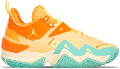 "Nike Westbrook One Take ""Orange"" CJ0955-800"