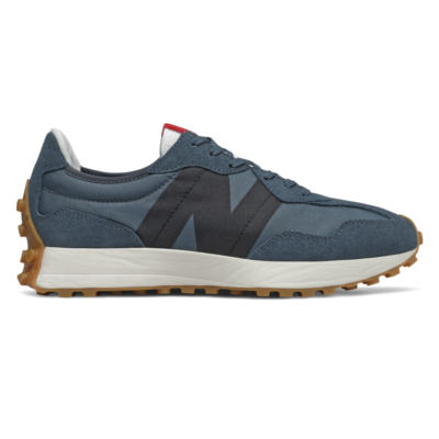 Herren New Balance 327 Princess Blue/Black MS327STE