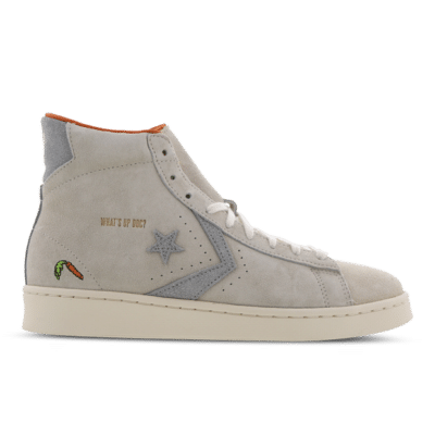 """Converse x BUGS BUNNY 80TH PRO LEATHER HI """"NATURAL"""" 169223C"""