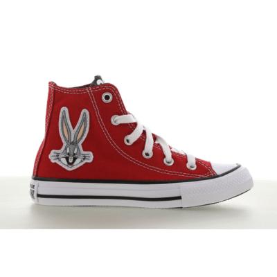Converse x Bugs Bunny Chuck Taylor All Star Hi Kids Red  369227C
