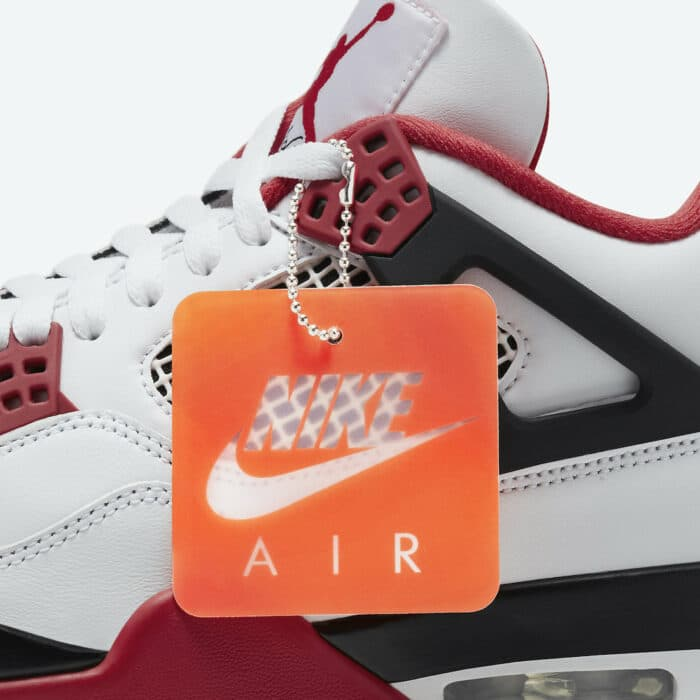 air nike Jordan 4 fire red
