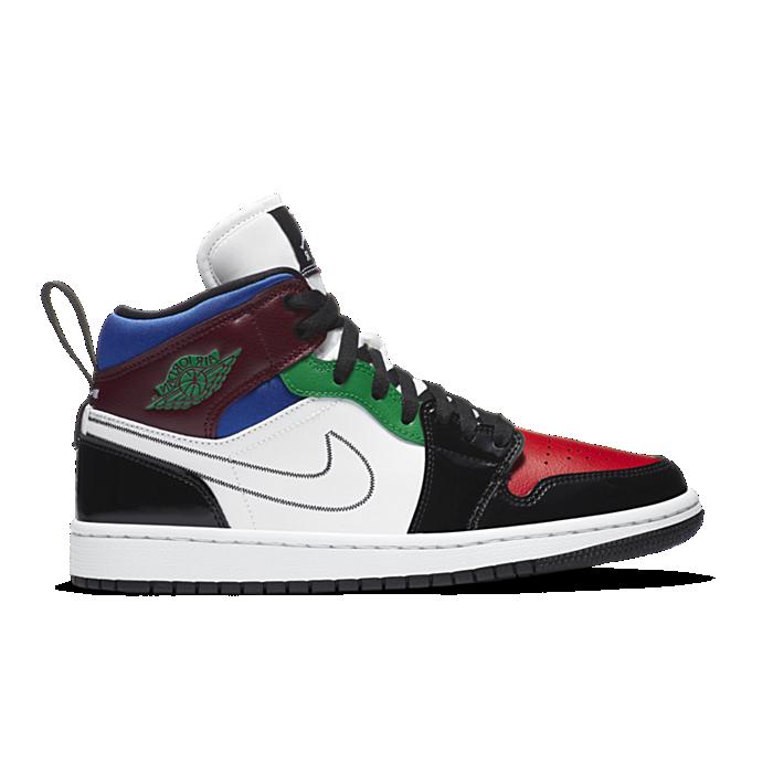 "Air Jordan WMNS 1 MID SE ""BLACK"" DB5454-001"