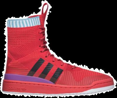 adidas Originelen Forum Winter Primeknit Heren Sneakers BZ0645 rood BZ0645