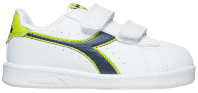 Diadora GAME P TD Kinderen Sneakers 101.173339-70317 wit 101.173339-70317