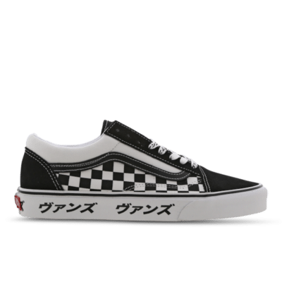 Vans Old Skool Black VN0A4U3BSJZ