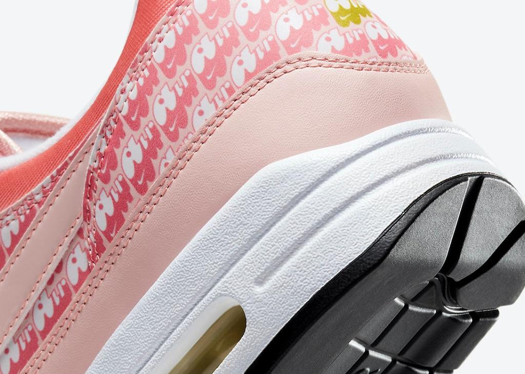 Nóg een toffe release in november: de Nike Air Max 1 Strawberry Lemonade release