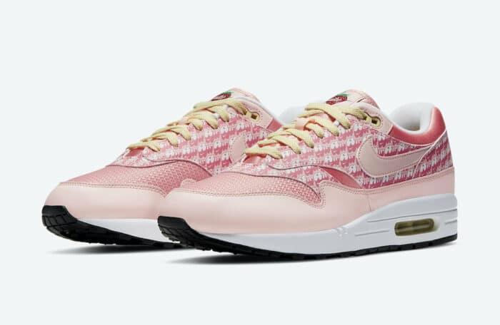 Nike Air max 1 strawberry