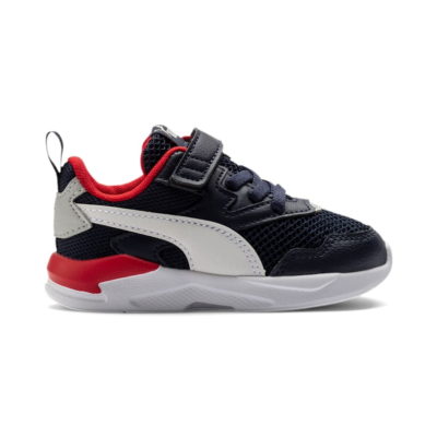 Puma X-Ray Lite sneakers Blauw / Rood / Wit 374398_07