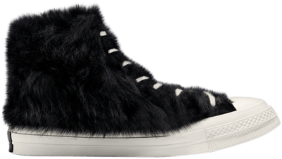Converse Converse x Ambush Chuck 70 Fuzzy High Top Black 170586C