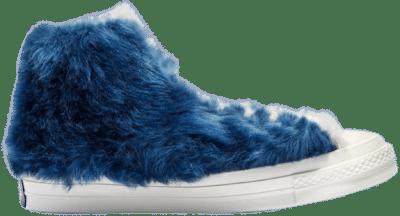 Converse Converse x Ambush Chuck 70 Fuzzy High Top Navy Blue/Camel/Egret 170587C