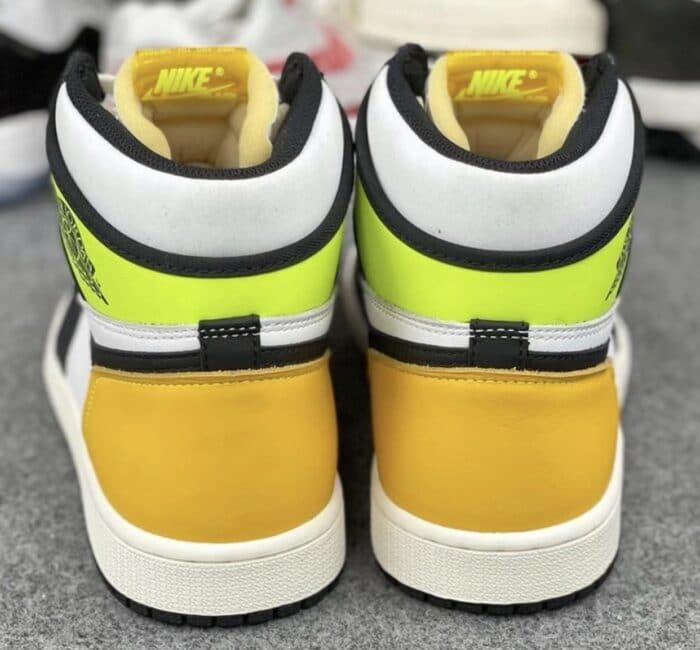 Nike Air Jordan 1 volt gold