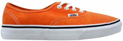 Vans Authentic Washed Vibrant Orange VN-0vOEC9D