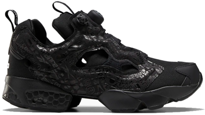 Reebok Instapump Fury BlackEyePatch Black FY3076