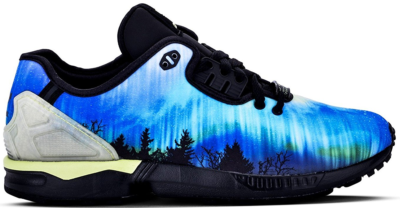 adidas ZX Flux Decon Northern Lights AQ7507