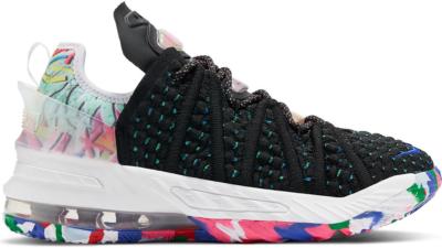 Nike LeBron 18 Multicolor (GS) CW2760-002