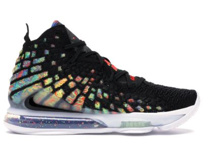 Nike LeBron 17 James Gang BQ3177-005/BQ3178-005
