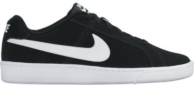 Nike Court Royale Suede Black White 819802-011