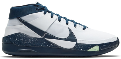 Nike KD 13 Team White Navy CK6017-400