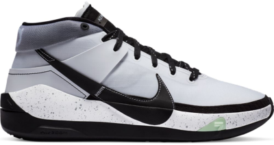 Nike KD 13 Team White Black CK6017-100