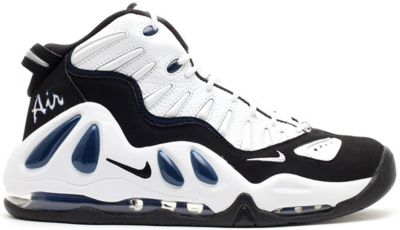 Nike Air Max Uptempo 97 White Black College Navy 399207-100