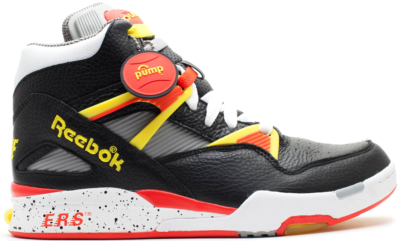 Reebok Pump Omni Zone Packer Shoes Nique Black 4-V57687