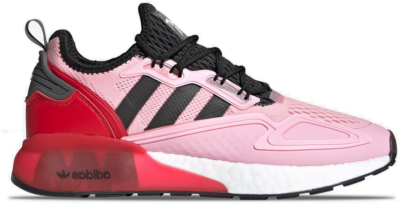 """adidas Originals Ninja x ZX 2K Boost """"True Pink"""" FZ0454"""