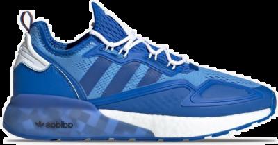 """Adidas Ninja x ZX 2K Boost """"Blue"""" FZ1883"""