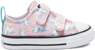 Converse Unicons Easy-On Chuck Taylor All Star Low Top Pink Glaze/Multi/Bleached Aqua 769815C