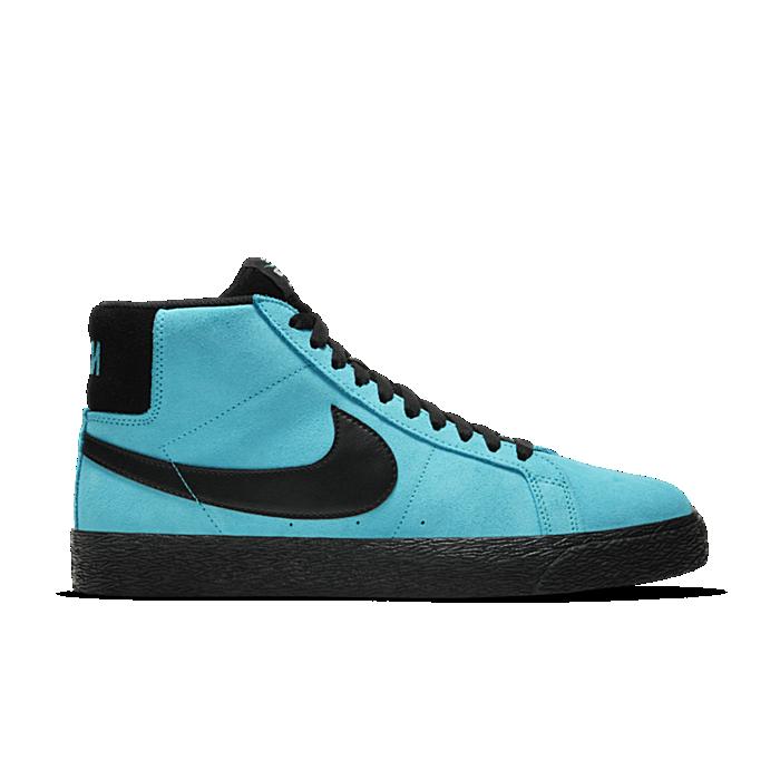 Nike SB Zoom Blazer Mid Baltic Blue 864349-400