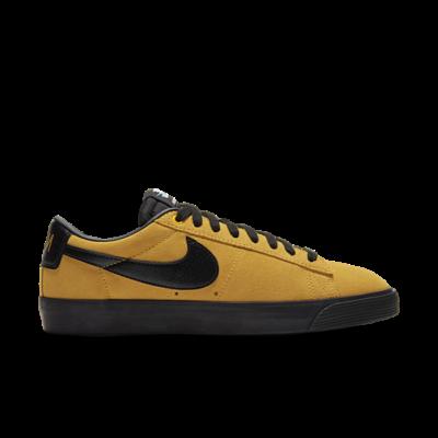 Nike SB Blazer Low GT Geel 704939-700