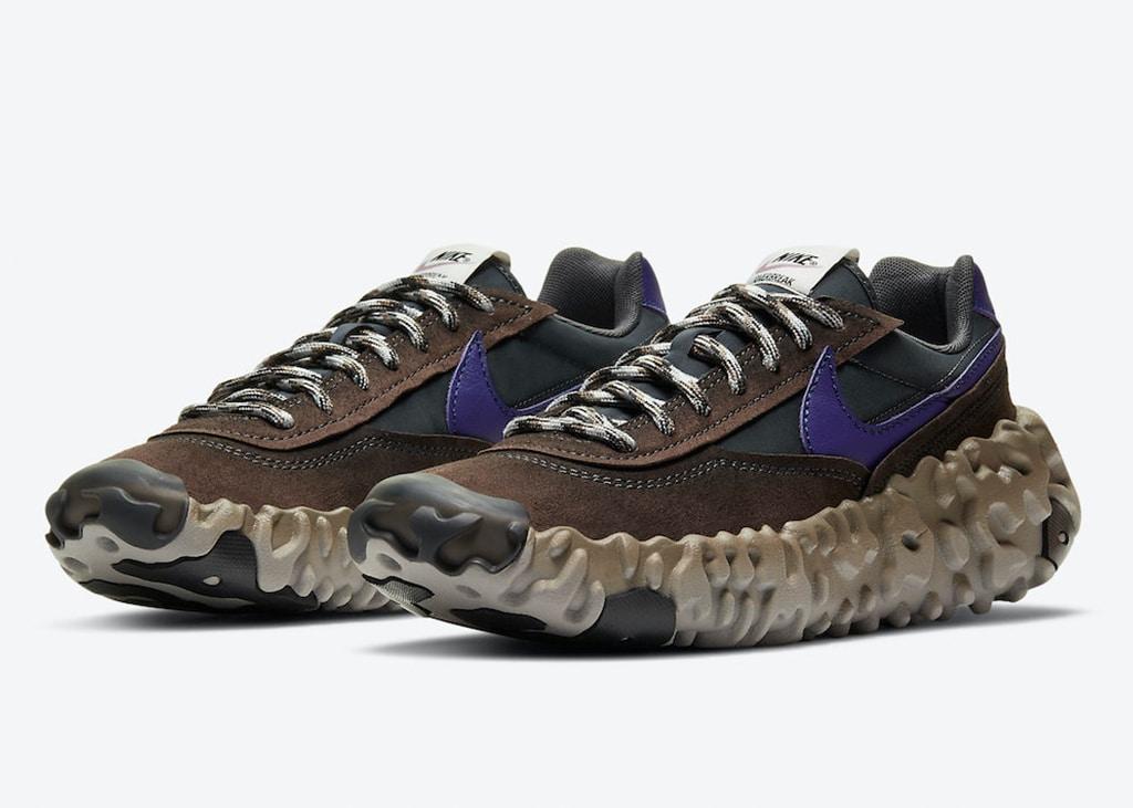 Vind jij dat Nike overdreef bij het creëren van de Nike OverBreak SP Baroque Brown?