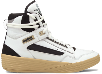 Puma Clyde All-pro Kuzman Mid White 19483601
