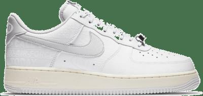 "Nike AIR FORCE 1 '07 PRM ""WHITE"" CJ1631-100"