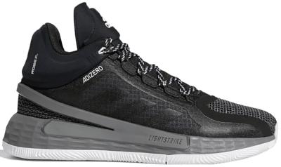 adidas D Rose 11 Core Black FU7404