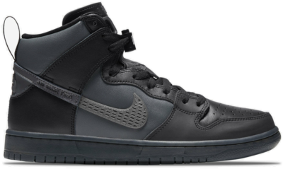 "Nike Skateboarding SB Dunk High Pro ""Black"" BV1052-001-48.5"