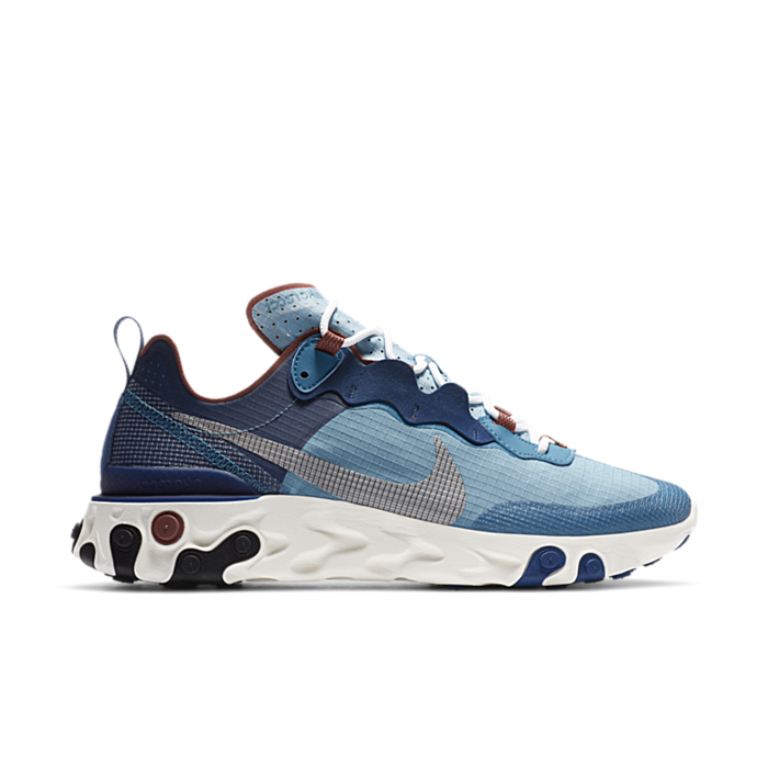 Nike React Element 55 'Coastal Blue' Blue CU1466-400