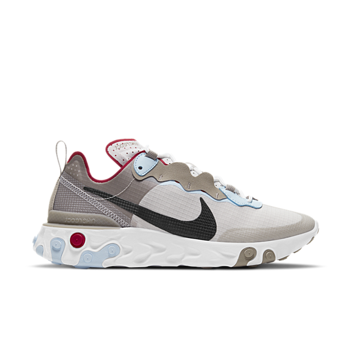 Nike React Element 55 Grijs CU1466-001