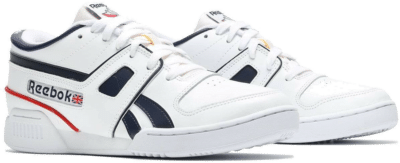 Reebok Pro Workout Lo Schoenen White / Vector Navy / Vector Red FW3385