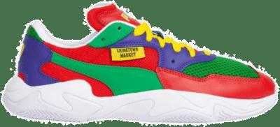 PUMA x Chinatown Market Storm Sneakers 370135-01 meerkleurig 370135-01